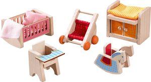 Haba Little Friends Puppenhaus-Zubehör Möbel Kinderzimmer
