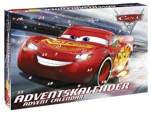 Cars Adventskalender 2017