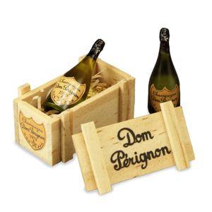 001.860/6 - Dom Perignon Kiste, Miniatur