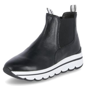 Gabor Chelsea Boots Schwarz Damen