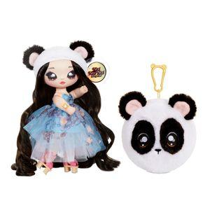 MGA Entertainment 571759E7C Na! Na! Na! Surprise 2-in-1 Pom Doll Series 4 - Juli Joyful