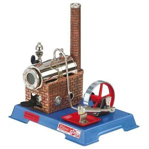 Wilesco D 6 Dampfmaschine