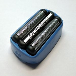 Folienschneiderkopfkassette 40B Ersatz für BRAUN CoolTec Rasierer CT2s CT2cc CT3cc CT4s CT4cc CT5cc CT6cc Elektrorasierer
