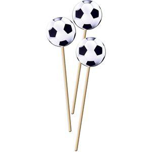 Folat 26220 - Pickers Fussball 20 cm (8 Stück), Menge:1 x 8 Stk.