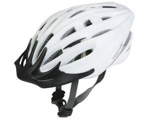 Jugend-/Erw.-Fahrradhelm White Pearl, Größe: S/M = Kopfumfang 52 - 58cm