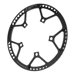 1 Stück Fahrrad Kettenblatt 45T 47T 53T 56T 58T Schwarz 58T