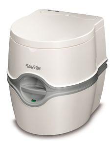 Thetford Porta Potti 565 P Toilette WC Camping Klo Chemietoilette mobil weiß
