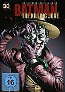 Batman: The Killing Joke (DVD) Min: