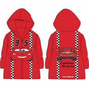 Disney PIXAR Cars Regenmantel für Jungen, rot, Größe 122/128