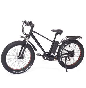 26 zoll Elektrofahrrad E-bike Fatbike 750W 48V 24Ah 960Wh,Max 45km/h ,Max 50-80km , Max 150kg