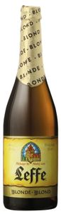 Leffe Blond belgisches Bier  0,75 Ltr.6,6% Alkohol