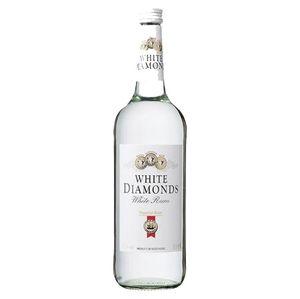 Weißer Rum White Diamonds 37,5% Vol. (1x1,0l)