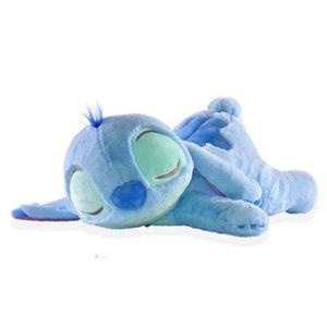 Stich Lie Liegend Schlaf Plüsch Spielzeug Weiches Kissen Spielzeug 48cm