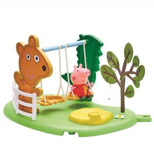 Schaukel   Spielset   Peppa Wutz   Peppa Pig   mit Figur Peppa