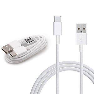 Samsung Schnell-Ladegerät EP-TA50EWE und Daten-Ladekabel EP-DN930CWE USB TYP-C Kabel, original