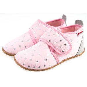 Giesswein Kinder Hausschuhe  Textil rosa 29