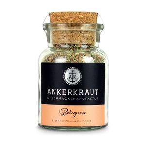 Ankerkraut Bolognese Gewürz Gewürzmischung im Korkenglas 100g