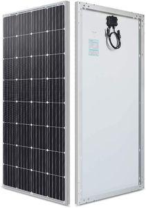 RENOGY 160W 12 Volt Solarmodul Monokristallin  für RV, Wohnmobil und Camper