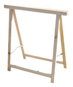 Holz Klappbock Unterstellbock Gerüstbock Stützbock Arbeitsbock Traglast 75kg