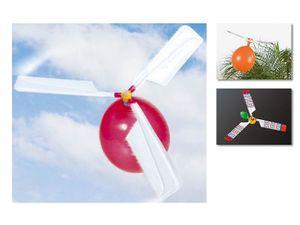 Ballon Hubschrauber