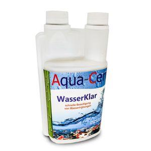 WasserKlar Aqua-Cereal®  | 500ml | Teichklar |  schafft klares Wasser innerhalb kürzester Zeit