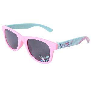 Frozen Kinder Mädchen Girl Sonnenbrille Kindersonnenbrille Sonnenschutz UV400 Brille Motivbrille Snow Queen Rosa Mint