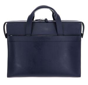 PORSCHE DESIGN French Classic 4.1 Briefbag MHZ Dark Blue