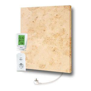 Marmony Infrarotheizung M500 PLUS Jura mit Thermostat 500 Watt