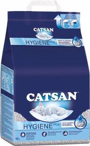 Catsan Katzen Streu Hygiene Plus Hygienestreu 1 x 18L