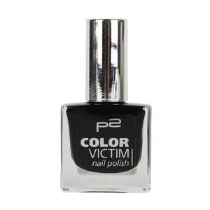 P2 Nägel Nagellack Nagellack Color Victim Nail Polish 833961, Farbe: 500 eternal, 8 ml