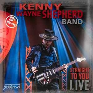 Straight To You: Live - Kenny Wayne Shepherd - Mascot  - (CD / Titel: Q-Z)