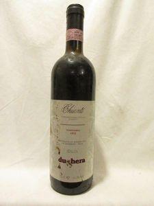 chianti rouge 1992 - toscane Italie