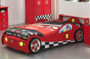 Vipack Autobett Monza, Rot