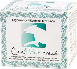 CaniMove breed  - Ergänzungsfuttermittel zur Unterstützung von Wachstum und Gelenkaufbau von Welpen und Junghunden (100 Sticks)
