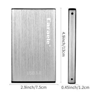 Tragbare 1TB HDD Externe Festplatte (2,5 Zoll) High Speed USB-3.0-Anschluss
