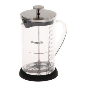 Französisch Presse 600 ml Kaffeekanne Kaffeemaschine Teekanne mit Filter / Sieb