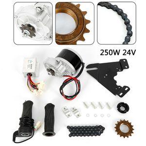 24V 250W Motor E-Bike Umbausatz Motorsteuerung für 16-28 Zoll Elektrofahrrad