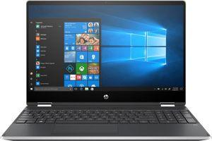 HP Pavilion x360 15-dq1006ng - 10th gen Intel® Core™ i7 - 1,8 GHz - 39,6 cm (15.6 Zoll) - 1920 x 1080 Pixel - 16 GB - 512 GB
