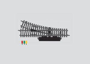 Märklin H0  2263 Weiche rechts mit Antrieb
