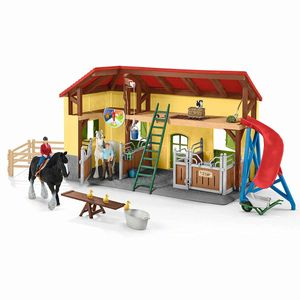 Schleich 42485 Farm World Pferdestall