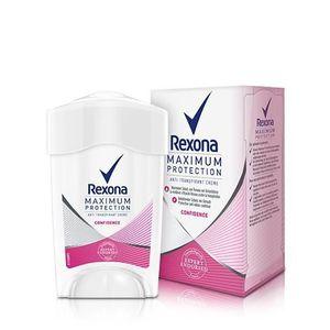 Rexona - Maximum Protection Confidence Deo Crema 45ml