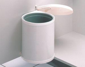 Der kompakte Einbau-Mülleimer mit viel Volumen und dem einzigartigen Deckel-Lift-System.