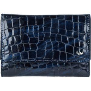 Golden Head Cayenne Ladies Purse Wallet Night Blue