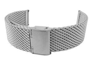 Timex Ersatzband Milanaise 20mm | mesh Band verstellbarer Verschluss