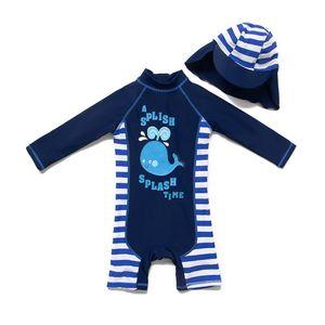 Bonverano Sonnenschutzanzug Jungen UV Schutz UPF 50+ 24-36 Monate