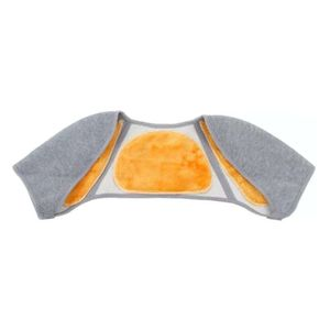 ALmi Schulterwärmer Wrap Winter Shoulder Brace Outdoor Indoor Shoulder Keep Warm Pad Wrap für Männer Frauen Größe S
