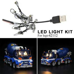 Led Licht Kit Für 42112 Betonmischer Lkw Bausteine