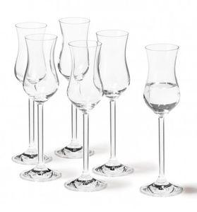 Leonardo 063319  Grappaglas Set Daily 6-teilig
