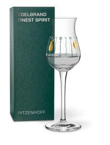 Ritzenhoff EDELBRAND FINEST SPIRIT Grappaglas Schnapsglas by Petra Mohr 2019
