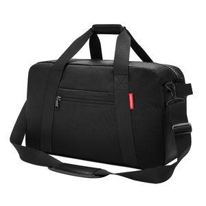 reisenthel traveller canvas black - 55 Liter Reisetasche schwarz - schwarz